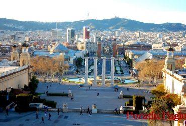Barcelona, oameni si locuri