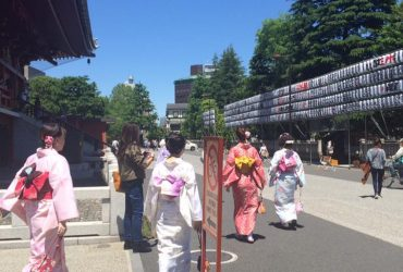 Am fost in Japonia